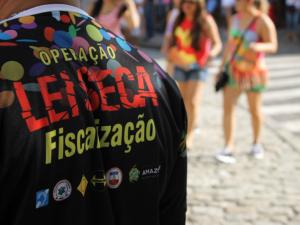 Fiscalizações itinerantes serão realizadas durante fim de semana de Carnaval — Foto: Divulgação/Detran-AM